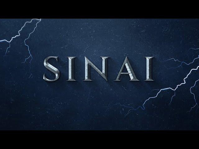 Edson Nunes Jr | O Deus da Lei  - Sinai 5 de 6