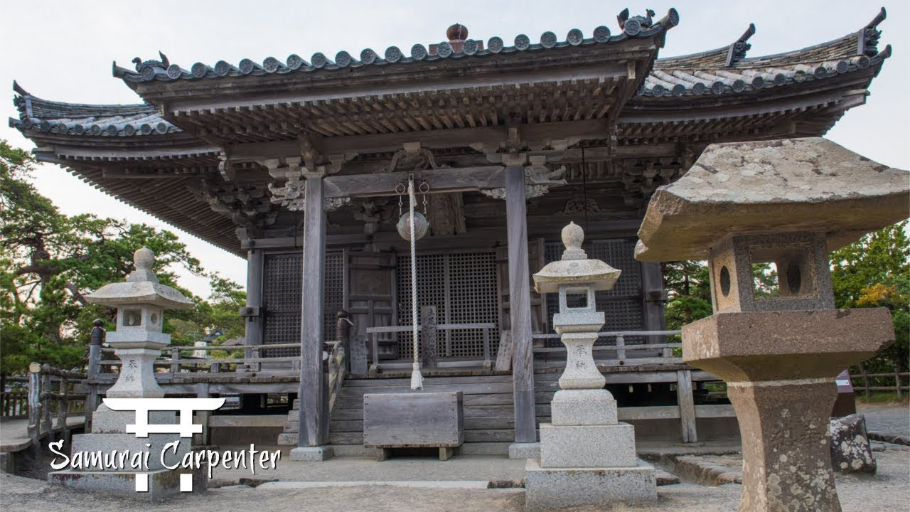 Japan A Woodworkers Dream Temples Galore
