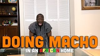 Download Clifford Owusu Comedy - In An African Home: Doing Macho (Clifford Owusu)