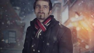 """Коллаж """"Рождественская ночь"""" в фотошопе (часть 1)"""
