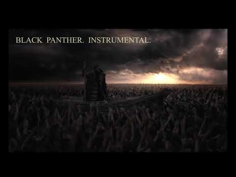 Kendrick Lamar - Black Panther (Instrumental)