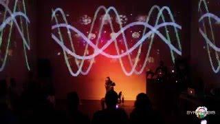 SynthesisRGB show / April 28 2016 / Urban Wash Dance + VJ Mikhail Torich + DJ Activephaze