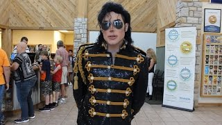 Michael Knight - Michael Jackson Tribute Artist at Legends in Concert