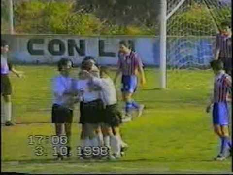 Argentino de Merlo, Goles Apertura 98 - 99