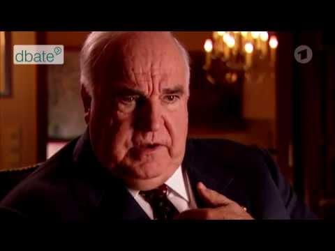Helmut Kohl - das Interview. Folge 6: Spendenaffäre & Tod von Ehefrau Hannelore (dbate)