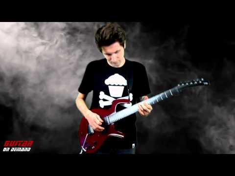 Writing's On The Wall (Spectre soundtrack) - electric guitar cover by Guitar On Demand