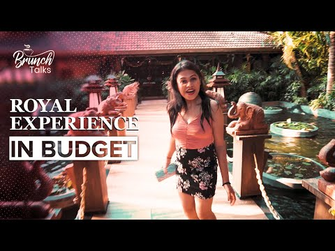 Royal Experience In Budget   Mayfair Hideaway Resort Goa   South Goa