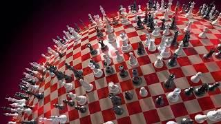 """Шахматы. Универсальная расстановка за белых - """"Бермудский треугольник"""" #6"""