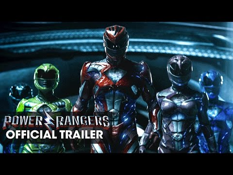 Thumbnail: Power Rangers (2017 Movie) Official Trailer – It's Morphin Time!