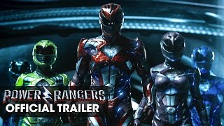 power rangers 2017 movie official trailer it s morphin time