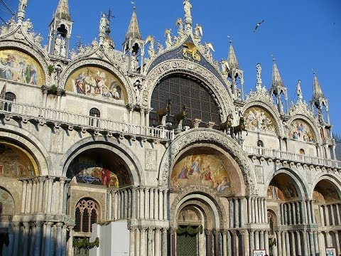 Basilica di san marco venezia youtube for Esterno basilica di san marco