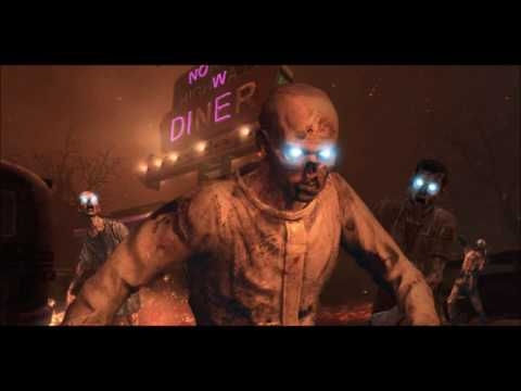 "Tranzit Easter Egg song ""Carrion"" - Call of Duty: Black Ops 2"
