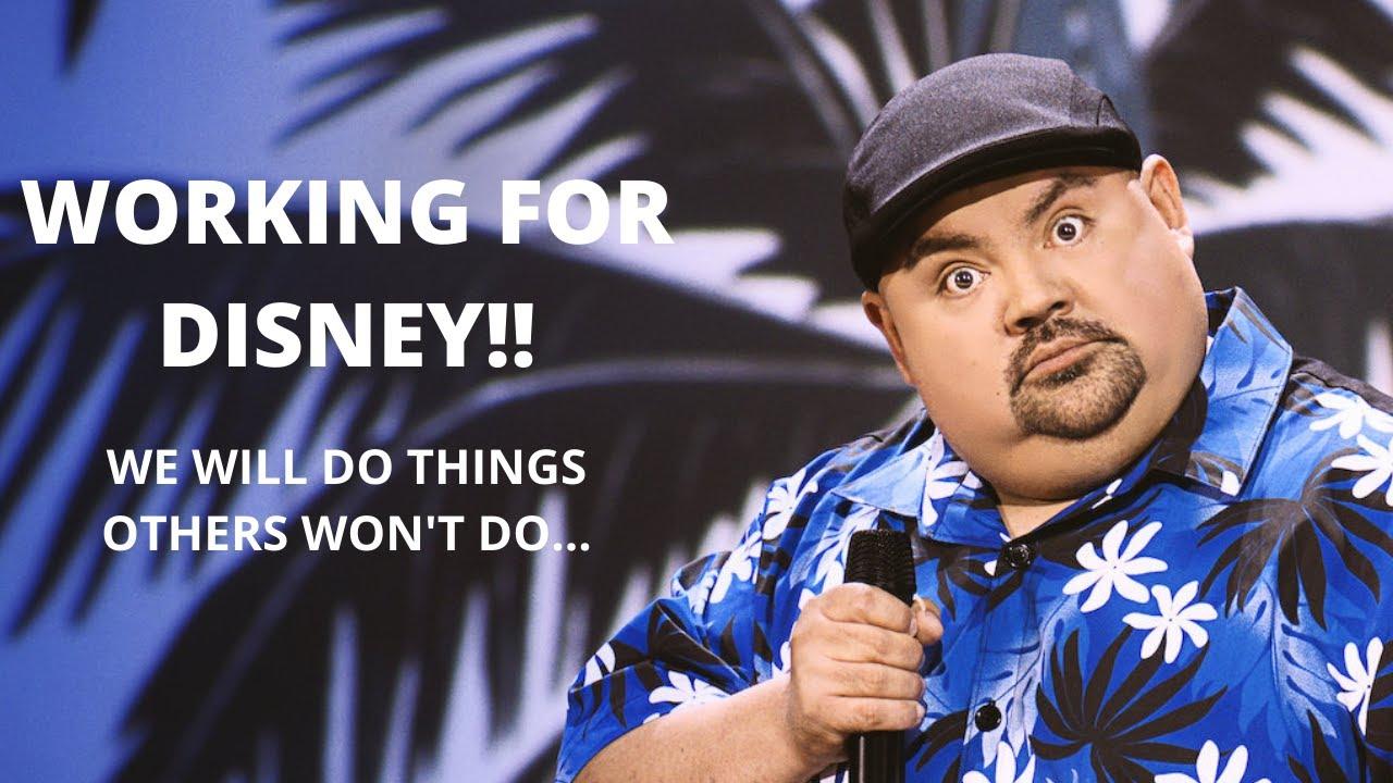 Download Gabriel Iglesias- Working for Disney- Arsenio Hall show. Funny Fluffy