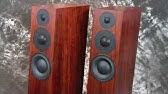 Spendor D7 Floorstanding Speakers - YouTube