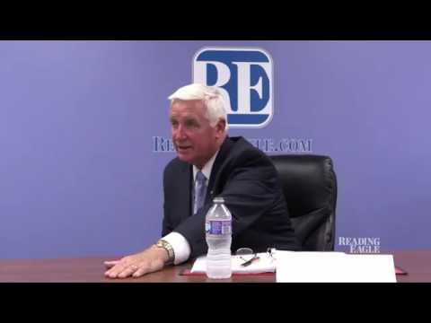 Gov  Corbett Interview full length
