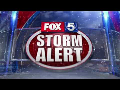 FOX5Snow  Special coverage on FOX 5  at 5