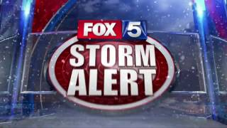 #FOX5Snow - Special coverage on FOX 5 News at 5
