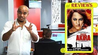 Akira: Film Reviews of Sonakshi's movie (BBC Hindi)