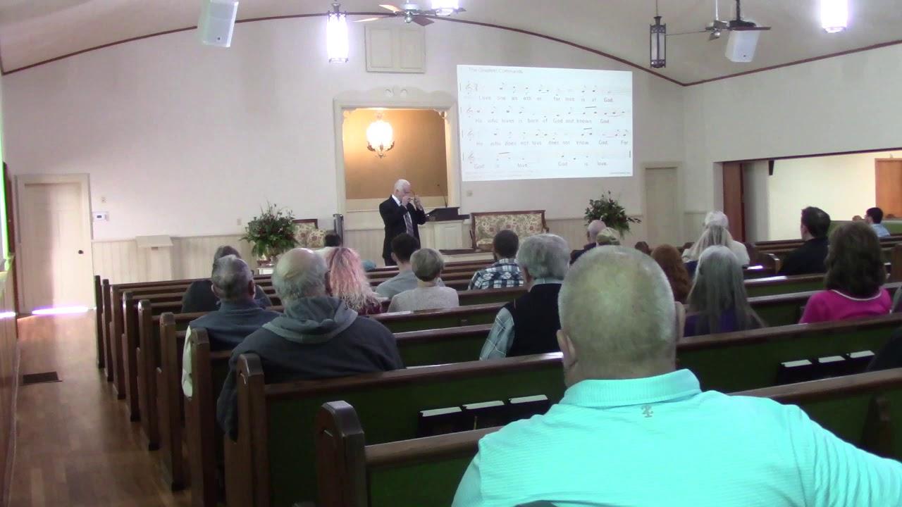 4th Street Church of Christ Worship 12/27/20