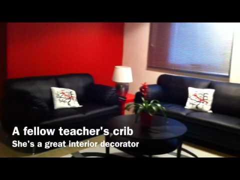 My Life As An Abu Dhabi Teacher Episode 2 - YouTube