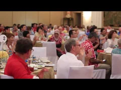 2015 Indiana University Asia-Pacific Alumni Conference - Bali, Indonesia