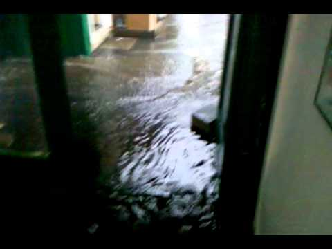 Garden Center Flooding inside