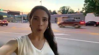 Reporter Update: Car Slams Into Plasma Donation Center