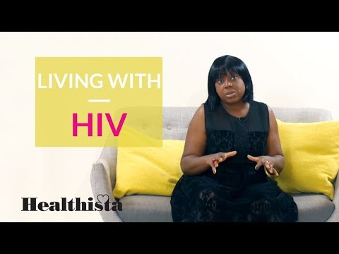 Living with HIV, Florence's story