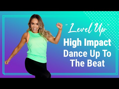 'LEVEL UP' by Ciara // HIGH IMPACT 'Dance Up To The Beat' ��