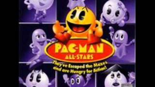 Pac-Man All Stars Music: Title and Main Theme