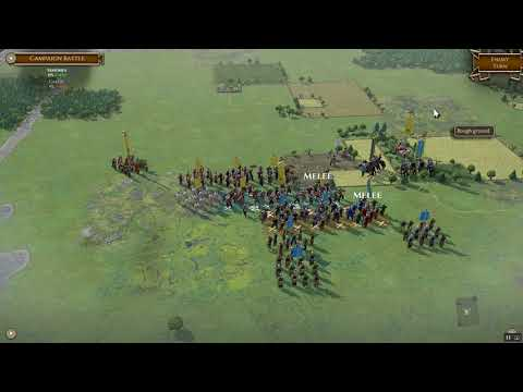 Field of Glory 2- Brennus Campaign\ Battle 1 |