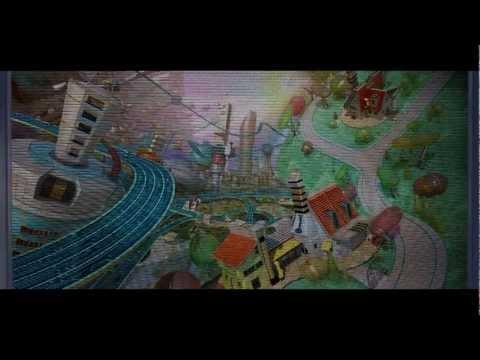 Pixletown (The World Found) - Teaser Trailer /2012/