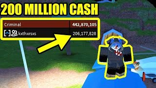 This Jailbreak player has 200 MILLION CASH... (RICHEST PLAYER) | Roblox Jailbreak New Update