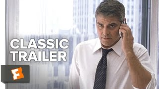 Michael Clayton (2007) Official Trailer - George Clooney, Tilda Swinton Movie HD