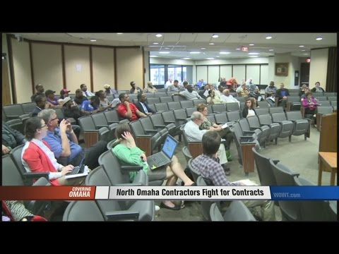 Push For North Omaha Contractors Opportunities
