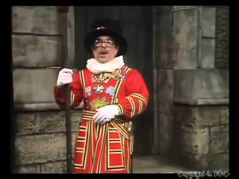 The Two Ronnies - Yeomen of the Guard