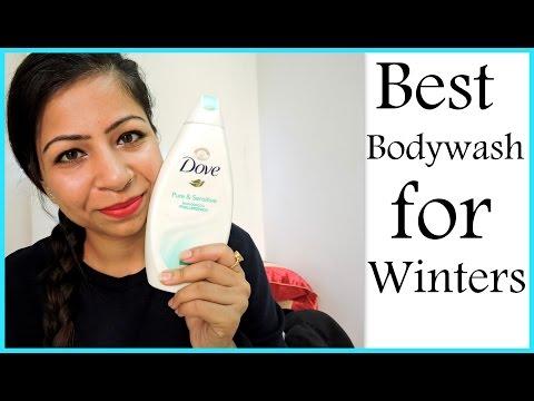 Dove Winter Care Sensitive Skin Body Wash with Nutrium Moisture Review