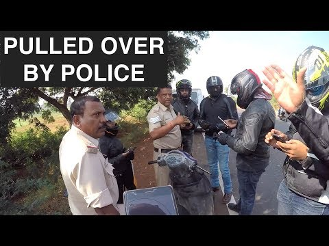 Police against Digital India | Goa to Hyd | Lost in the Dark