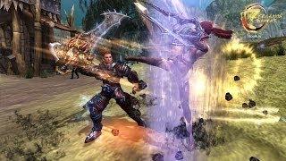 Обзор нереальной MMORPG «Седьмой элемент» от МТВ