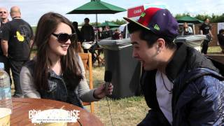 Bring The Noise UK - The King Blues Interviewed at Download Festival 2011