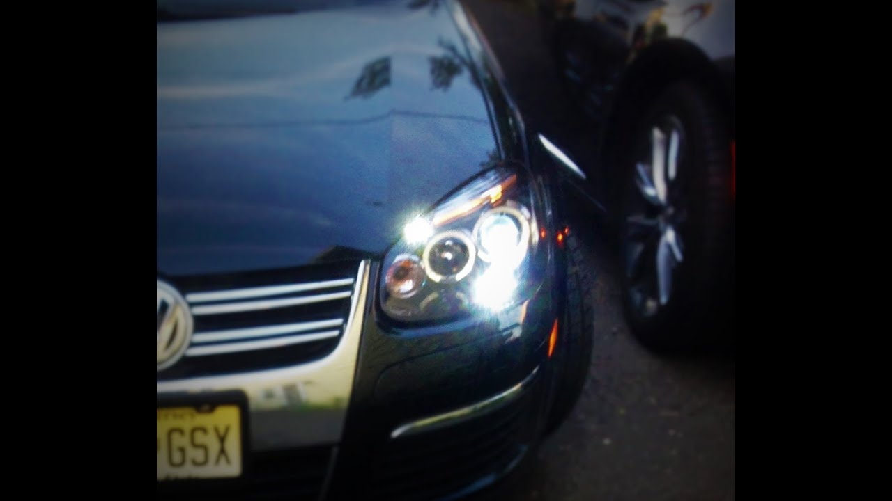 Replace 2006 2010 Vw Jetta Headlight Case