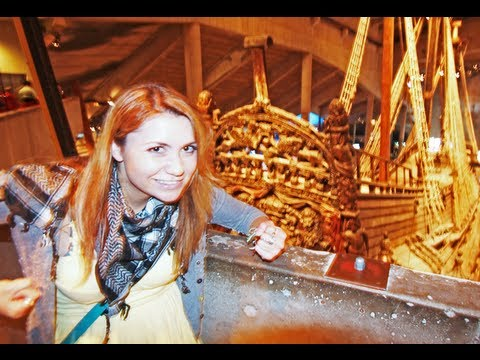 SWEDISH PIRATE SHIPS // Stockholm, Sweden