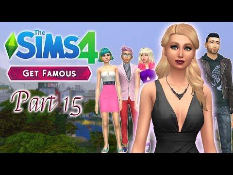 🌟Get Famous🌟 || The Sims 4 || Part 15 || Rejections, Treachery, & Tea ☕️