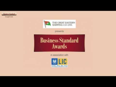 Business Standard annual awards 2018