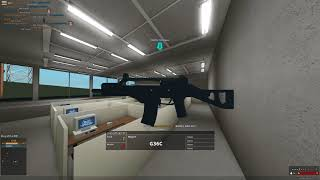 Roblox : Phantom Forces | I have met deadclimate and it was all gei .