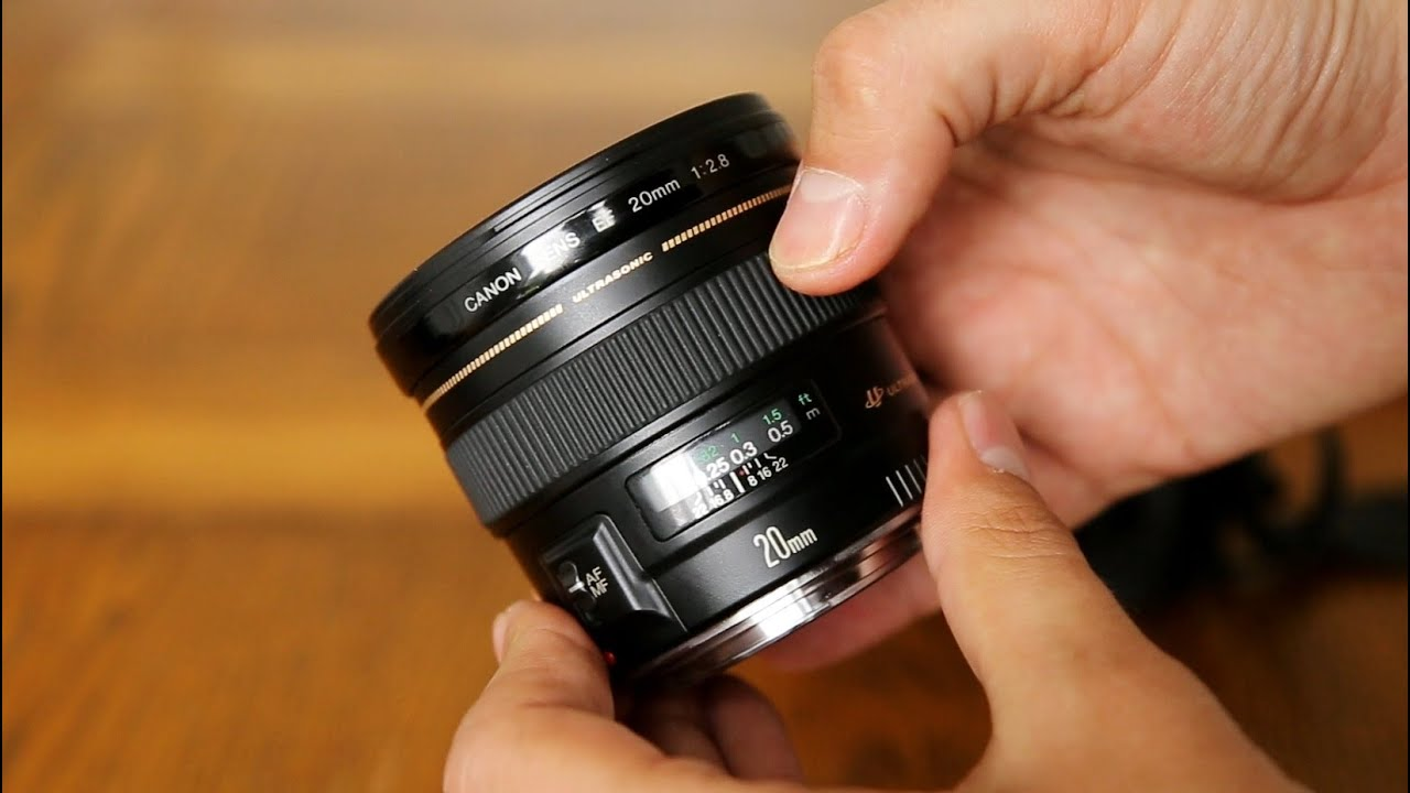 Canon EF 20mm f/2 8 USM lens review with samples (Full-frame and APS-C)