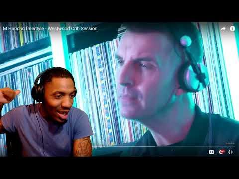 M Huncho Freestyle - Westwood Crib Session | REACTION