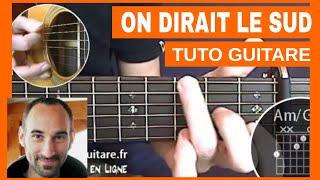 """Nino Ferrer """"Le sud"""" Tuto Guitare"""