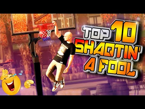 TOP 10 SHAQTIN' A FOOL NBA 2K20 Style #37 - Highlights & Funny Moments