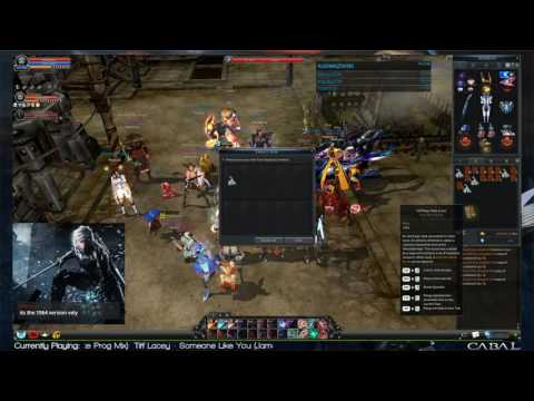 CABAL Online (EU) - Mercury - Opening 500x Old Magic Book (Low)